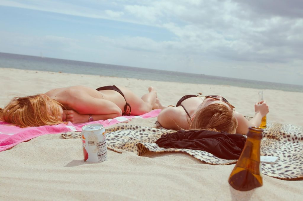 Ontspannen vakantie